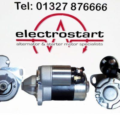 SL1318 KUBOTA Starter Motor | Electrostart